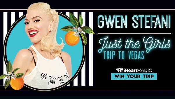 IHeartRadio.com Just the Girls Trip To Vegas Sweepstakes