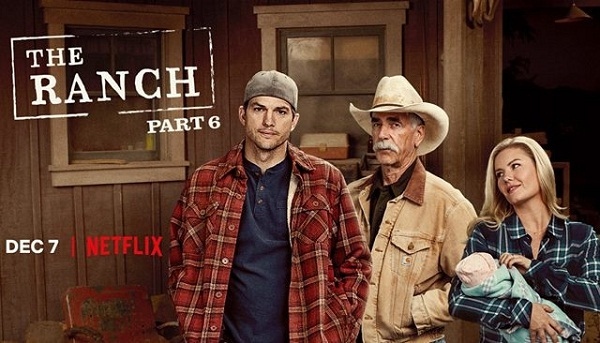 IHeartRadio.com Netflix's the Ranch Sweepstakes