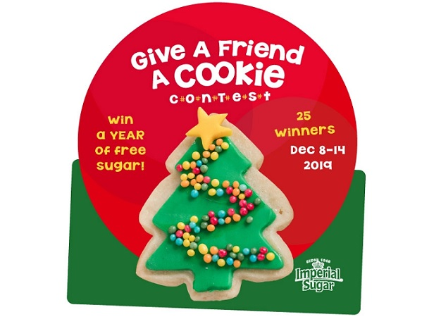 Imperial Sugar Give a Friend a Cookie Contest