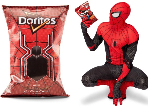 Win 1 of 15 Incognito Doritos Spider-Man Suit- bags!