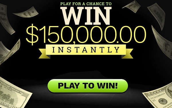 Win $150000 in 2020 Instant Play Sweepstakes | SweepstakesBible