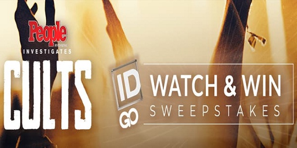 InvestigationDiscovery.com Cults Giveaway