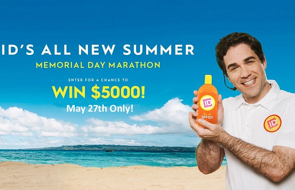 Investigation Discovery's All New Summer Sweepstakes