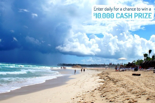 Island Dreaming Sweepstakes: Win $10,000 Cash