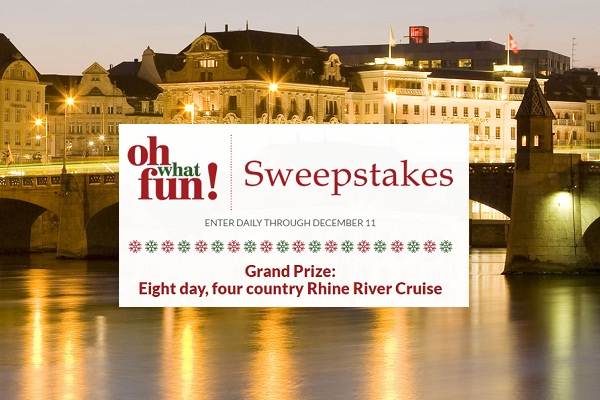 JTV - Oh What Fun Sweepstakes