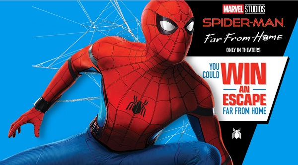 Kellogg's Spider Man Experience Sweepstakes: Win Trip!
