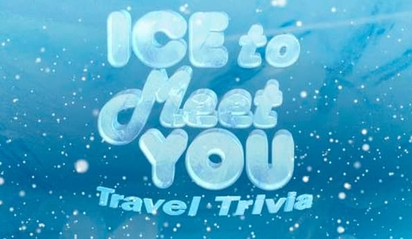 Kellyandryan.com Ice to Meet You Travel Trivia Sweepstakes