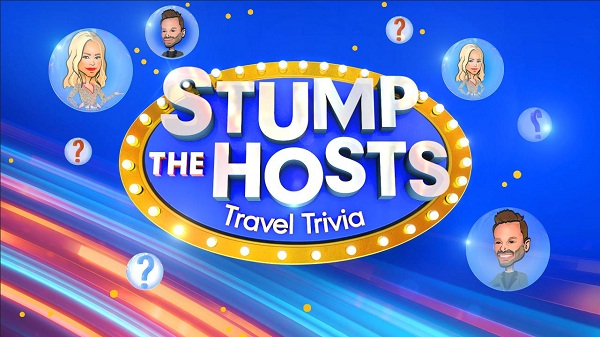 Kellyandryan.com Stump the Hosts Travel Trivia Sweepstakes