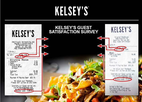 Win $500 Cara Gift Card in Kelsey's Feedback Survey