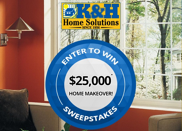 K H Home Solutions Home Makeover Sweepstakes Sweepstakesbible