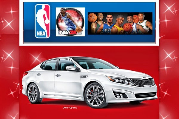 NBA.com Holiday Gift Promotion