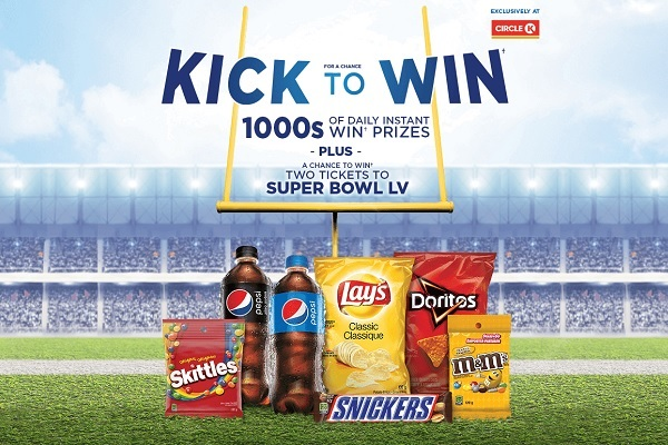 Circle K Kick To Win Contest: Win A Trip To Super Bowl LV