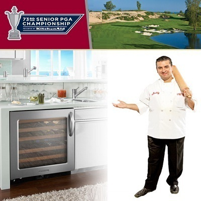 KitchenAid Make The Cut Sweepstakes
