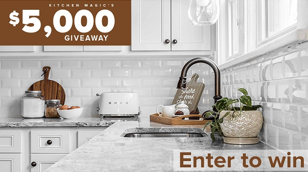 Kitchen Makeover Sweepstakes 2020