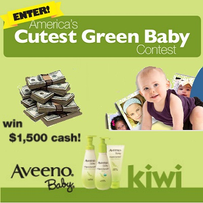 America's Cutest Green Baby Contest