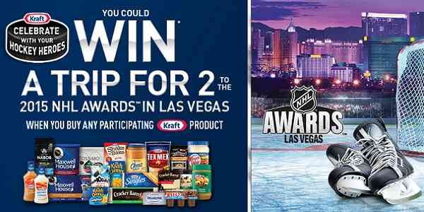 Kraft Hockey NHL Awards Contest