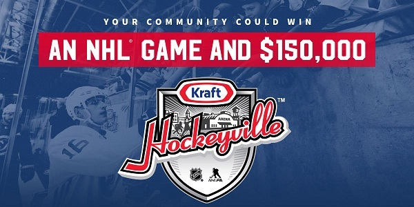Kraft Hockeyville USA 2019 Contest