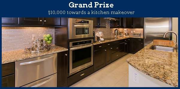 Kraft Recipes Twist That Dish Sweeps: Win $10K kitchen makeover