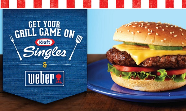Kraft Singles Ultimate Grill Instant Win Game & Sweepstakes