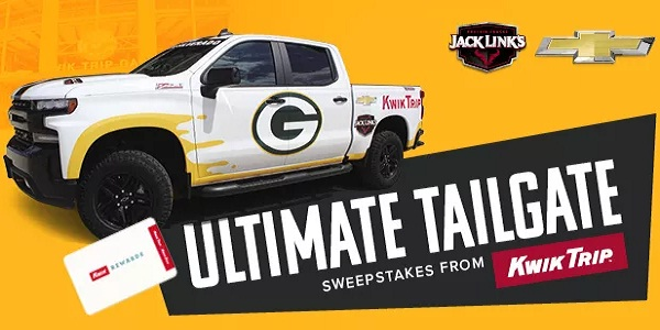 Kwiktrip.com Ultimate Tailgate Sweepstakes