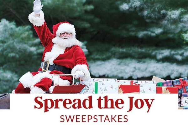 Landsend.com Spread the Joy Sweepstakes