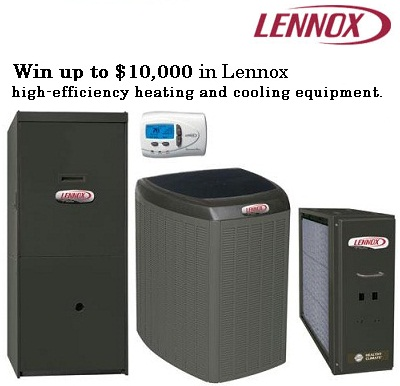 Win $10,000 by Your Coolest Energy Saving Idea with Lennox