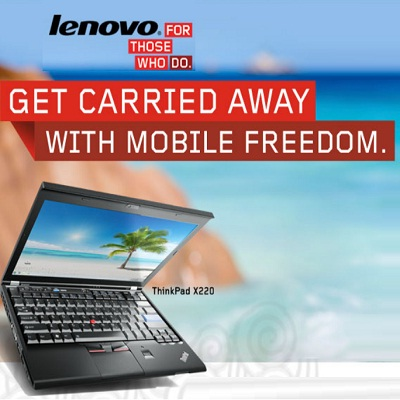 Pack Bag with $50,000 or a New Lenovo Laptop