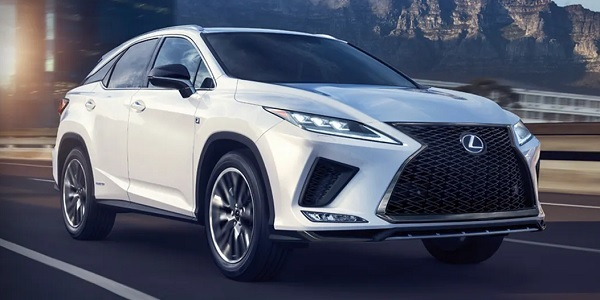 The 2021 Lexus RX Contest: Win A Car