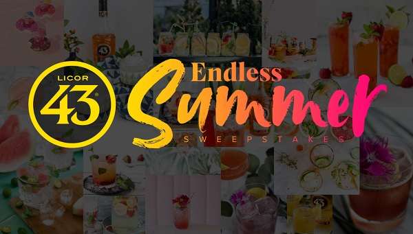 Licor 43 Summer Sweepstakes 2019