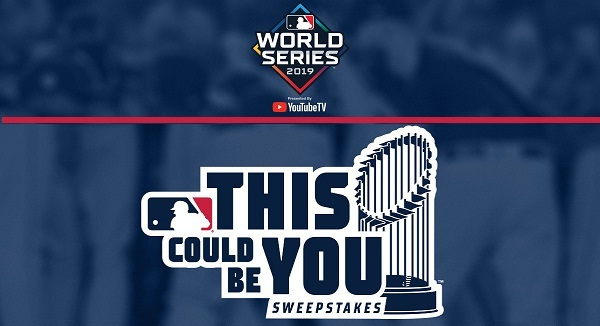 This Could Be You World Series Sweepstakes
