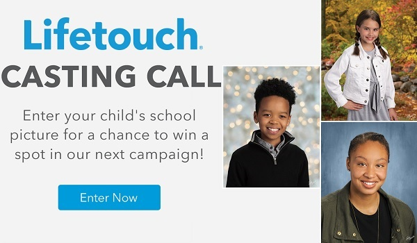 Lifetouch Casting Call Contest: Win Gift Cards