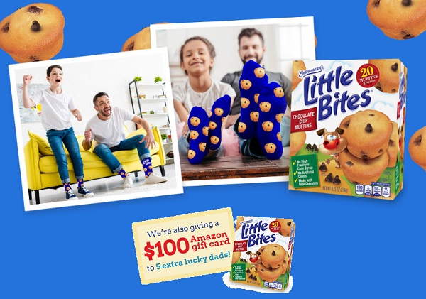 Littlebites.com Father's Day Sweepstakes