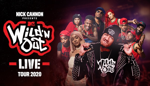 Live Nation Wild 'N Out Vegas Getaway Sweepstakes