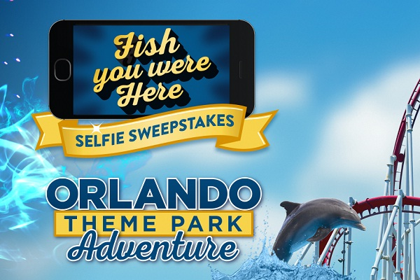 Fish You Were Here Sweepstakes