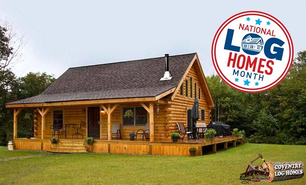 Enter For Your Chance To Win Your Very Own Log Home! Donu0027t Be Shocked You  Read That Correctly! Now, Coventry Log Homes And Log Home Living Is  Sponsoring ...