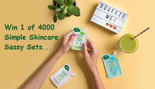 Win Free Skin Care Products Sweepstakes