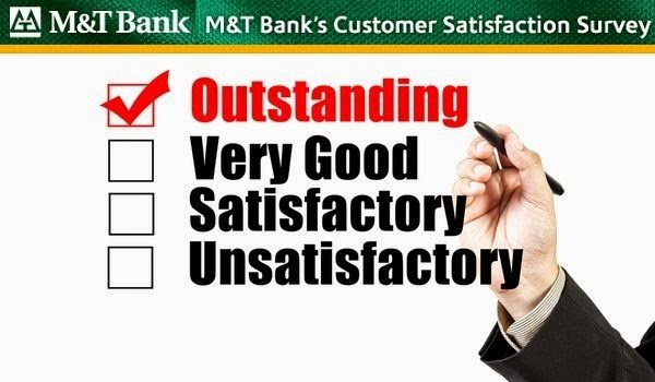M&T Bank Customer Satisfaction Survey Sweepstakes