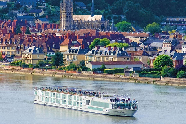 Win an 11-Day European River Cruise from Mature Travel!