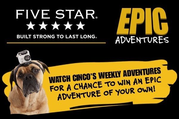 Mead Five Star Epic Adventure Sweepstakes