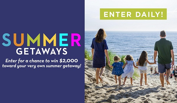 Midwestliving.com Summer Getaways Sweepstakes