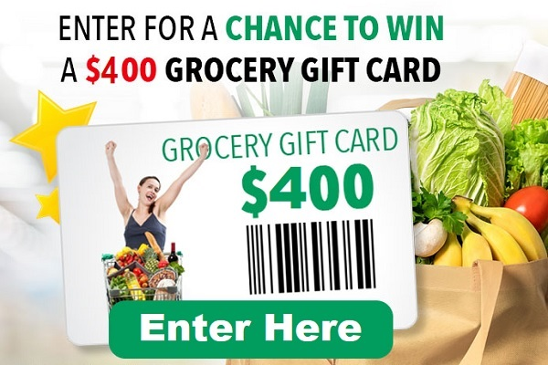 Win Free Groceries Sweepstakes 2019