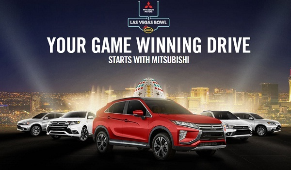 Mitsubishicars.com Your Game Winning Drive Sweepstakes