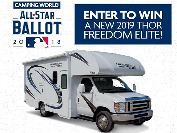 2018 Camping World All-Star Win Freedom Elite RV