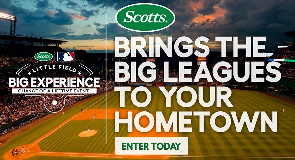 MLB.com Scotts Little Field Big Experience Promotion