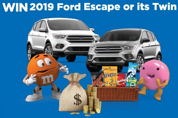 Mmspromotions.ca 2019 Ford Escape Se Giveaway