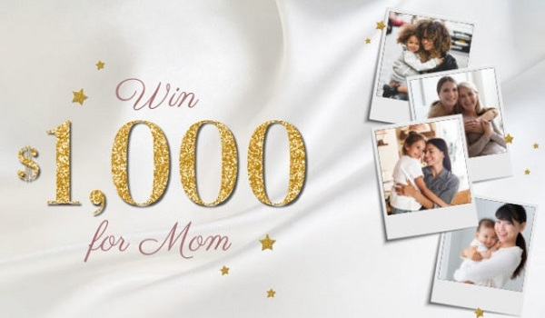 Mothers Day Sweepstakes 2020