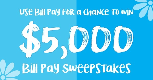 MSGCU Bill Pay Sweepstakes: Win Cash