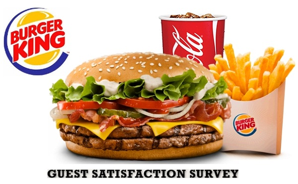 Burger King Coupon Code Survey at Mybkexperience.com