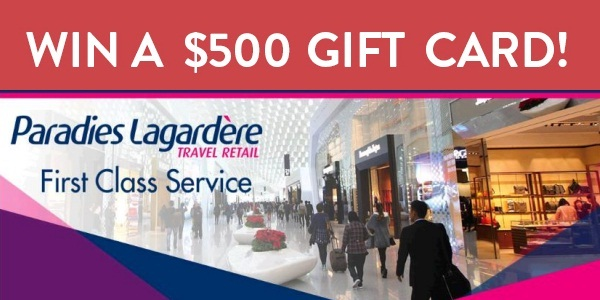 Paradies Lagardere Survey: Win Gift Card