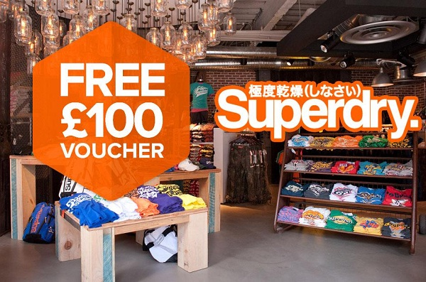 Take Superdry Story Survey & Win $100